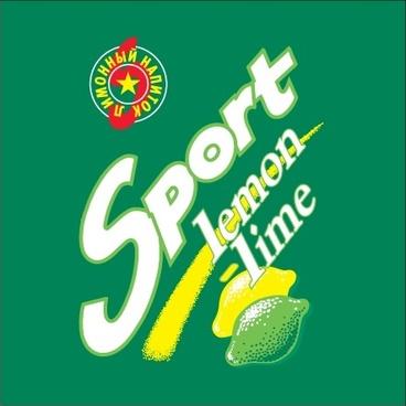 Sport Lemon Lime logo