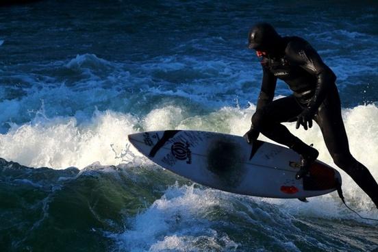 sport surf water