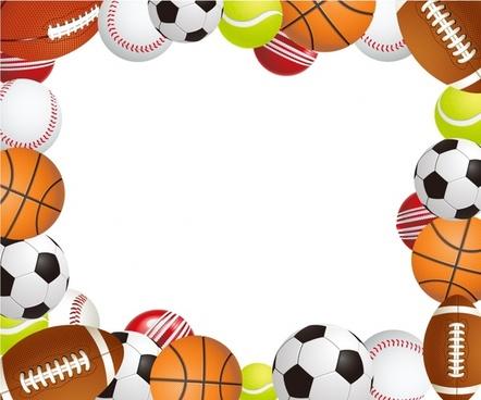 Sports Ball Frame