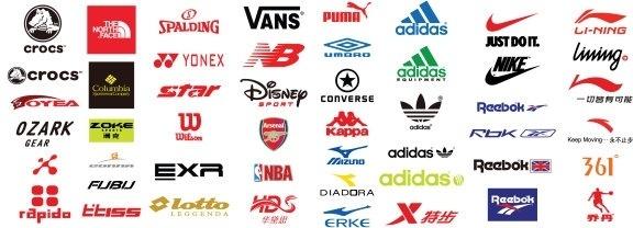 sports logo brand