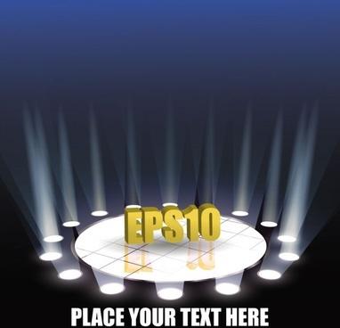 spotlight 04 vector