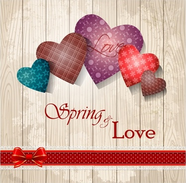Spring and love