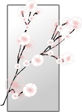 Spring Blossom clip art