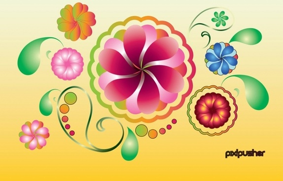 flower free vector download 10 697 free vector for commercial use