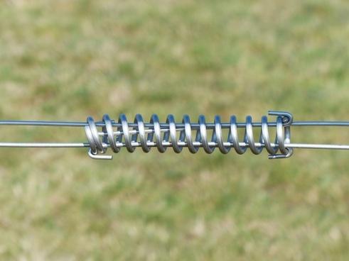 spring temperature ausgleichsfeder steel tension spring