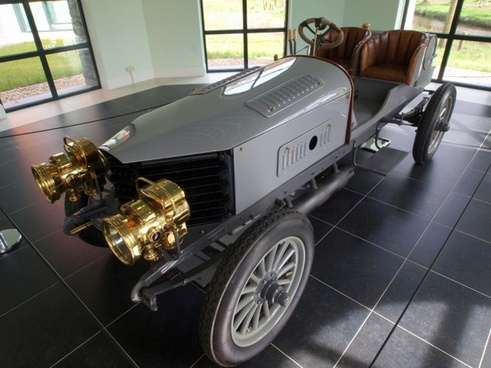 spyker 1903 car automobile