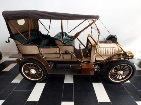 spyker 1907 car automobile