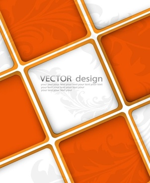 square background 01 vector