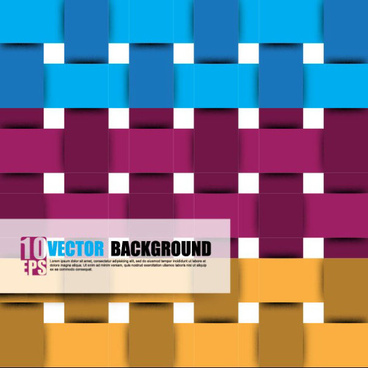 square background vector set