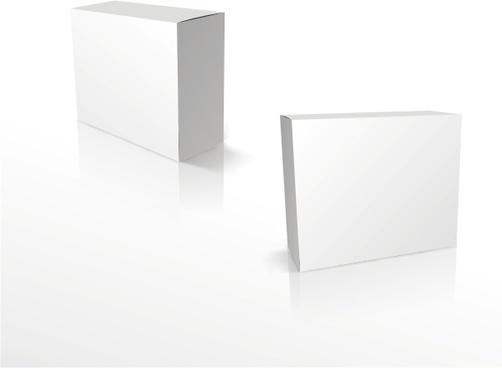 square blank box