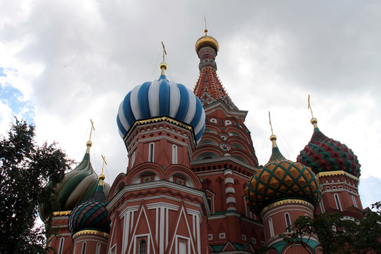 st basils cathedral red square moscow