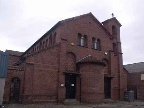 st basils church heath mill lane digbeth