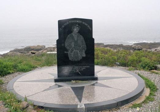 st george fisherman memorial