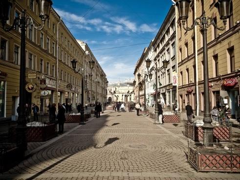 st petersburg russia city