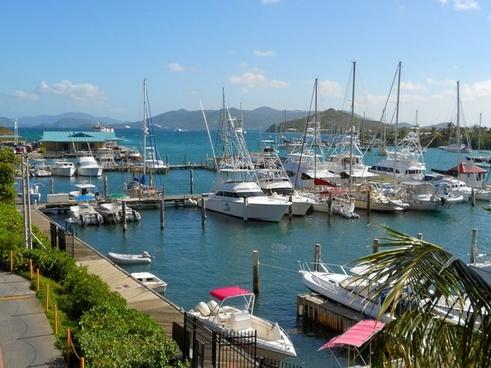 st  thomas virgin island boats