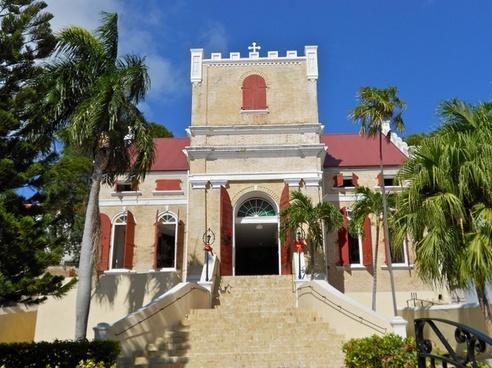 st  thomas virgin islands church