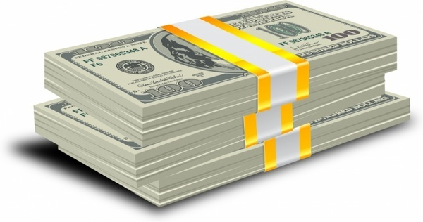 money stack free vector download 860 free vector for commercial