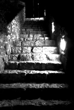 stair middle ages tihany