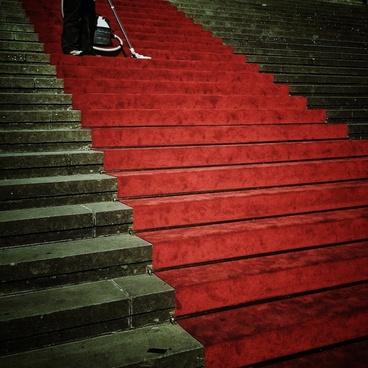 stairs emergence input