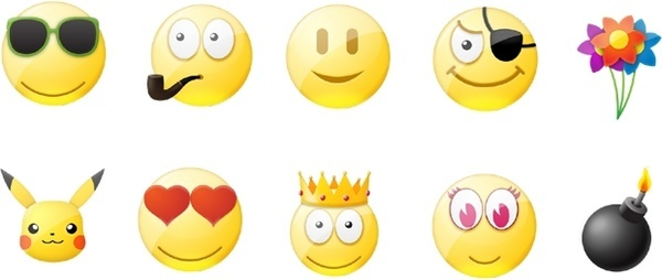 Standard Smile Icons icons pack