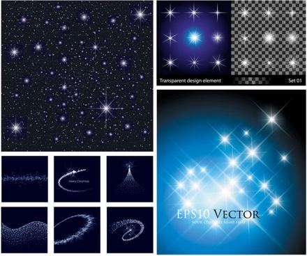 star series background