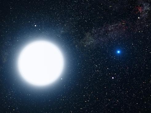 star sun white dwarf