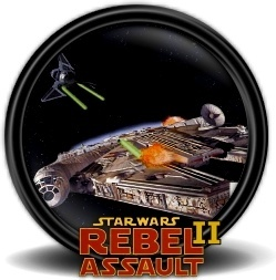 Star Wars Rebel Assault II 1