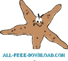 Starfish Angry