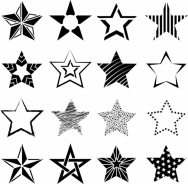 Star free vector download (4,514 Free vector) for commercial