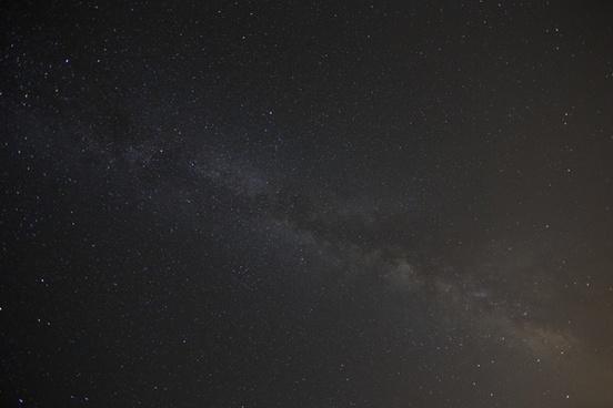 stars milky way