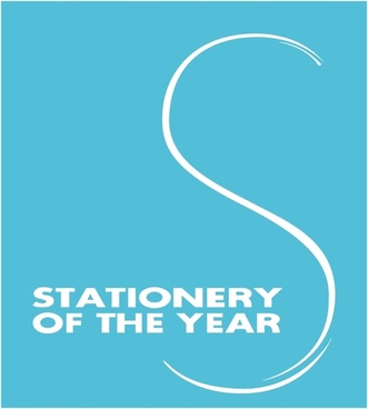 stationery of the year