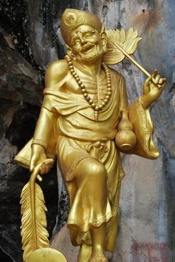 statue asia sculpture