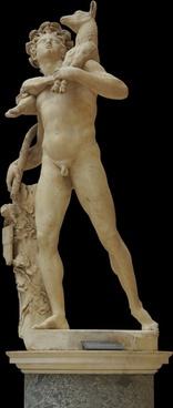 statue marble sculpture