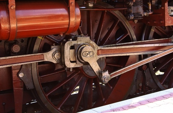 steam locomotive steel force