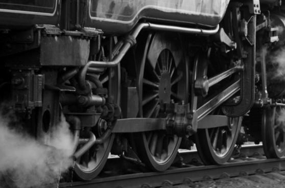 steam train power