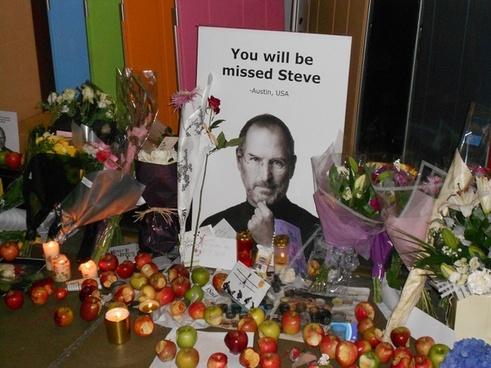 steve jobs memorial