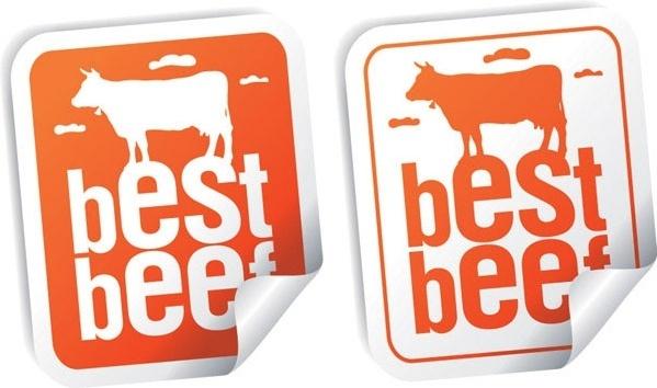 stickers vector 4