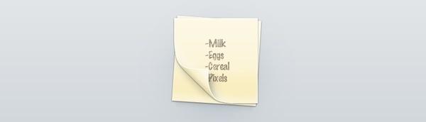 Sticky Note 2.1
