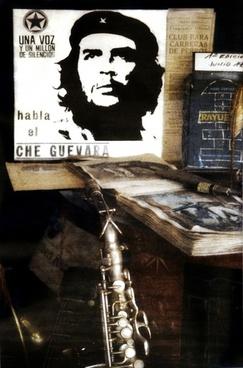 still life che guevara music