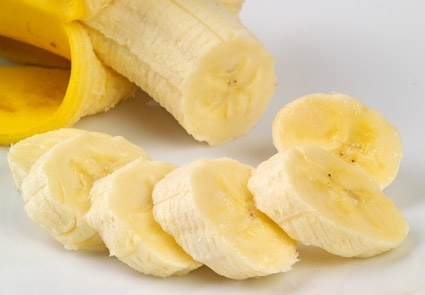 stock photo of banana closeup boutique 5