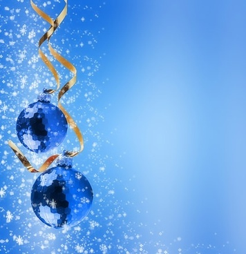 stock photo of christmas decoration ball