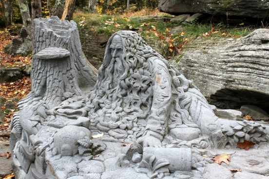 stone stone formation architecture