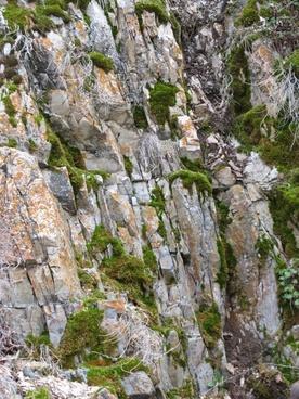 stone wall gray