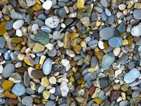 stones pebble nature