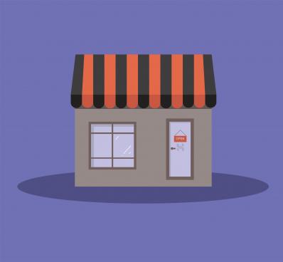 store building ecommerce commerce