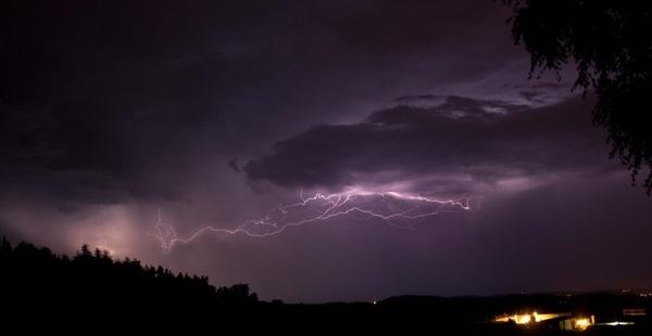 storm cloud sky