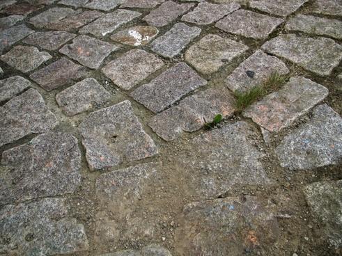 street away stone