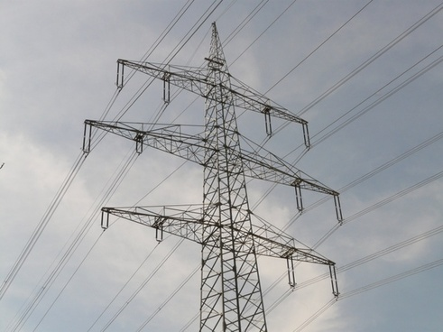 strommast current electricity