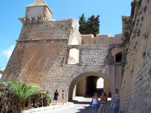 stronghold entrance