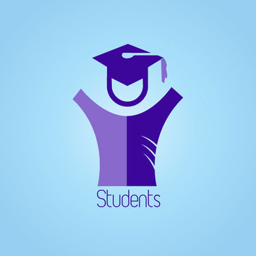 student and education logo free download